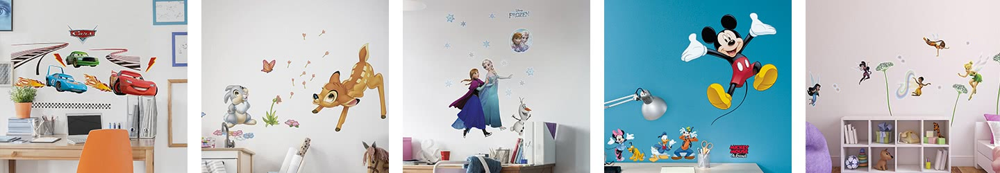 Stickers muraux Disney