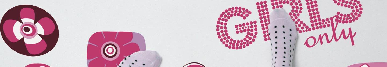Stickers muraux Enfants et Adolescence