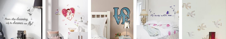 Stickers muraux Amour & Romantique
