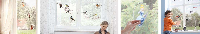 Stickers de fenêtre