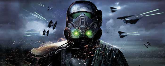 Panneau sur intissé  Star Wars Deathtrooper