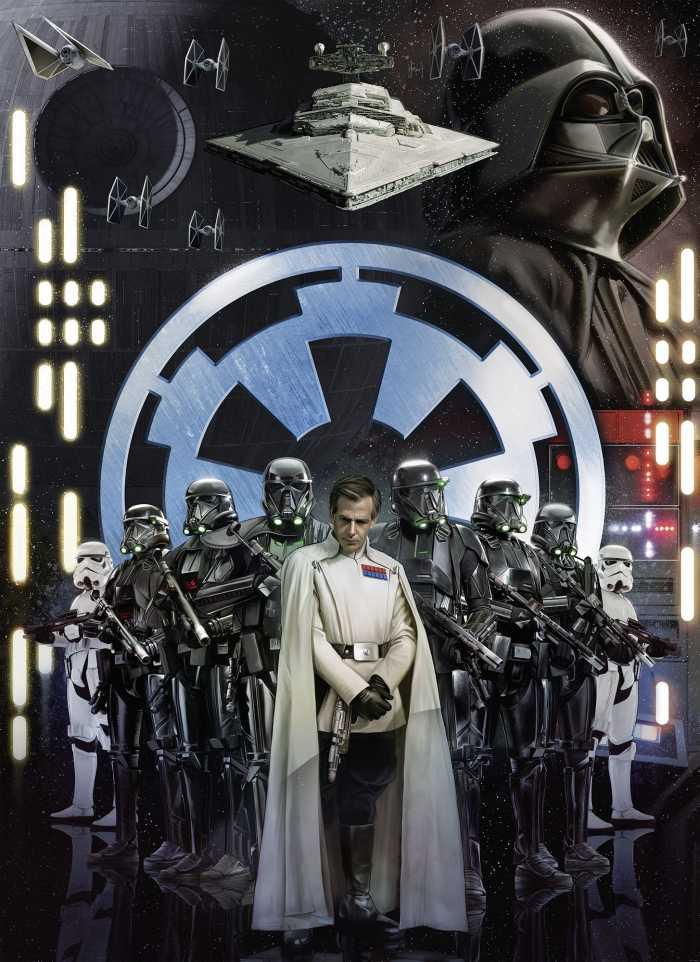 Poster XXL impression numérique Star Wars Empire