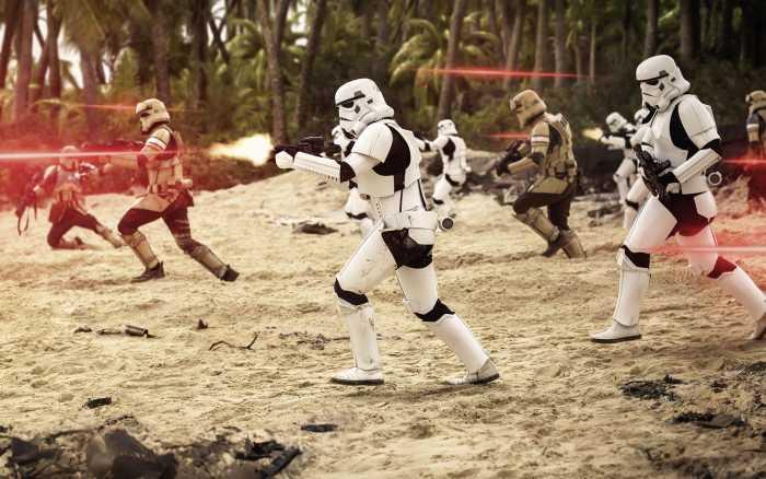 Poster XXL impression numérique Star Wars Imperial Strike II