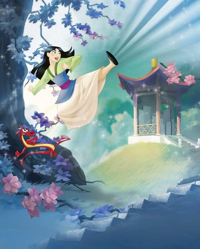 Poster XXL impression numérique Mulan