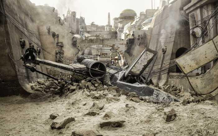 Poster XXL impression numérique Star Wars X-Wing