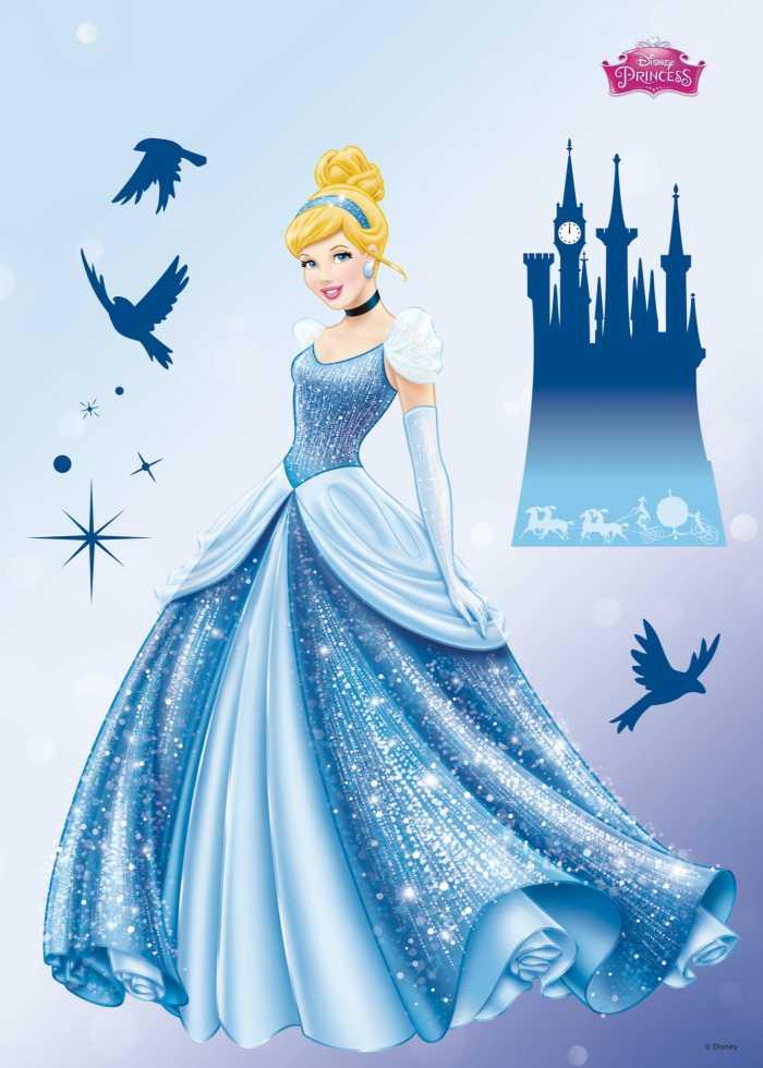 Sticker mural Princess Dream