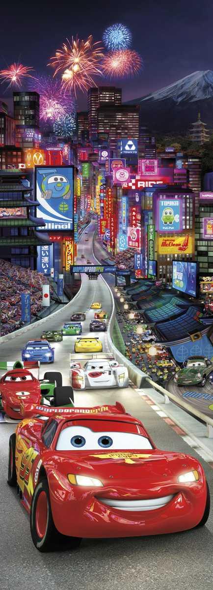 Photo murale Cars Tokyo
