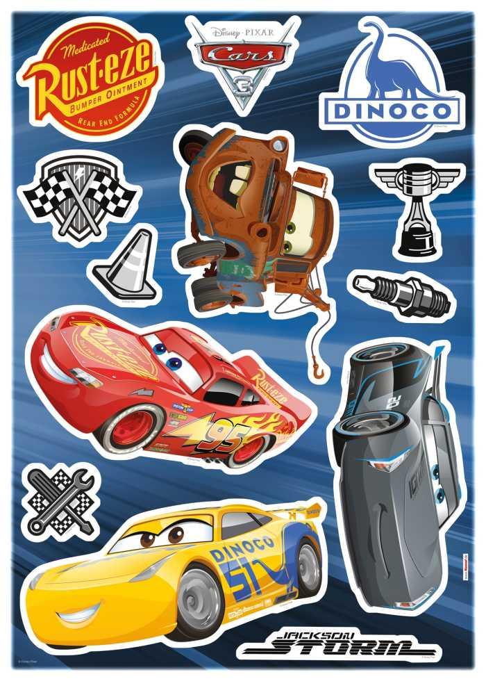 Sticker mural Cars3