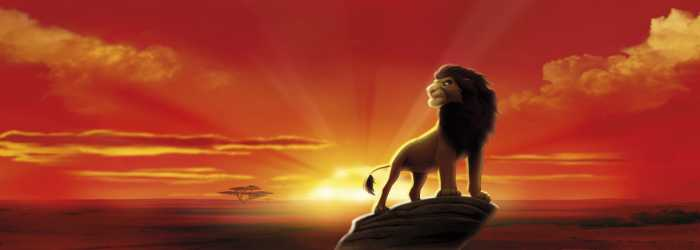 Photo murale The Lion King