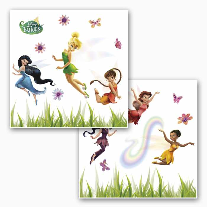 Sticker fenêtre Fairies