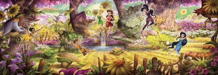 Photo murale Fairies Forest