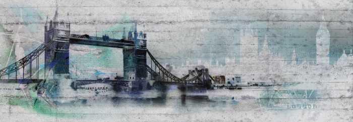 Photo murale London