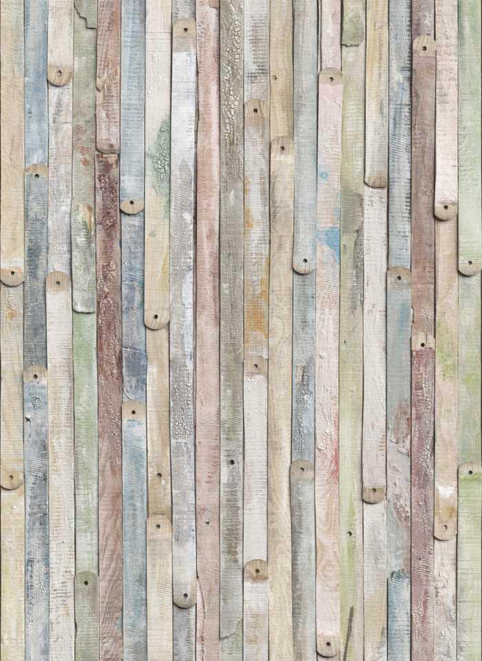 Photo murale Vintage Wood