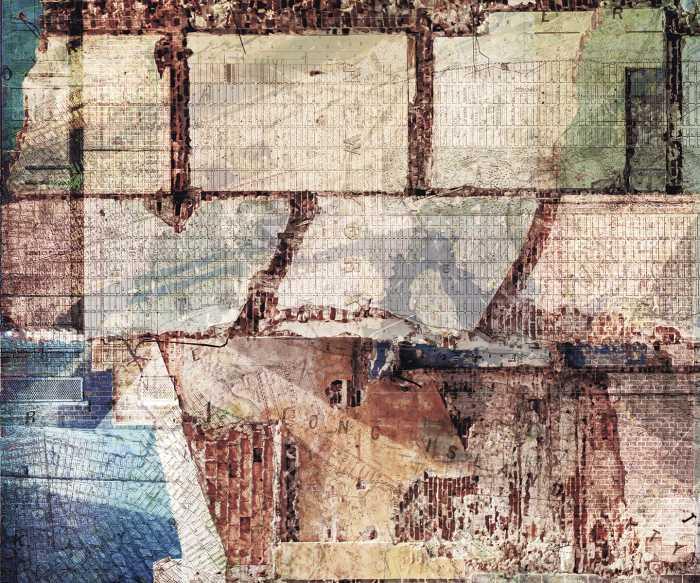 Poster XXL impression numérique Urban Art