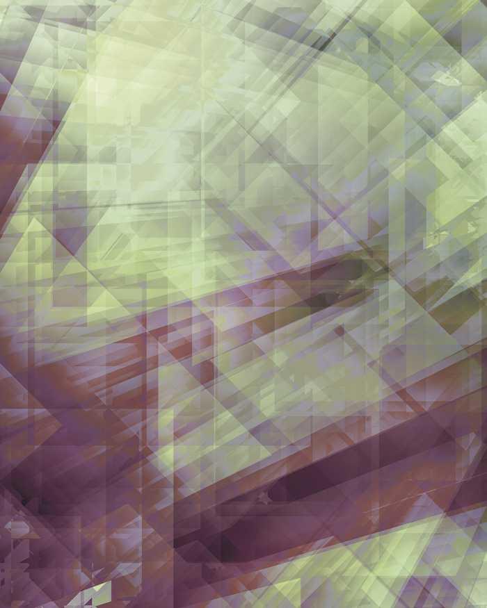 Poster XXL impression numérique Refraction
