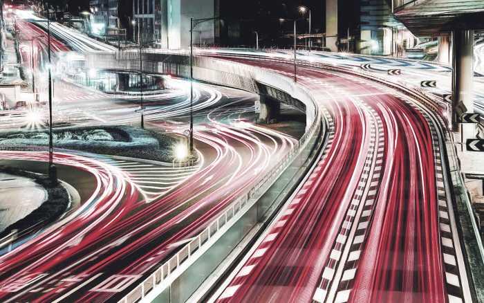Poster XXL impression numérique Speed Painting