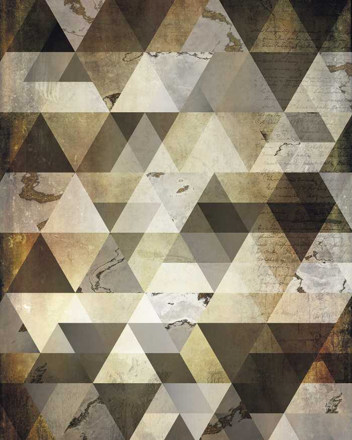Poster XXL impression numérique Enigma