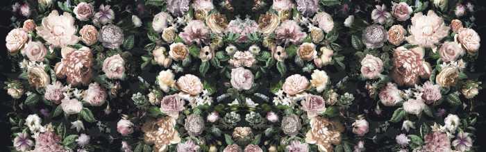 Poster XXL impression numérique Victoria Black II