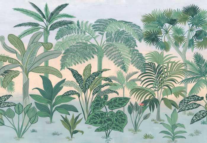Photo murale Jungara