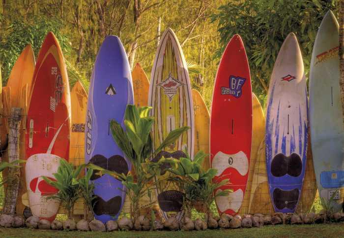 Photo murale Maui