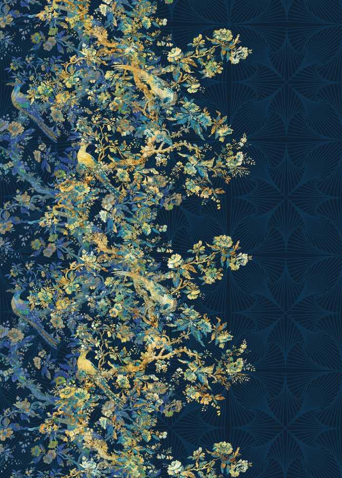 Poster XXL impression numérique Nocturne