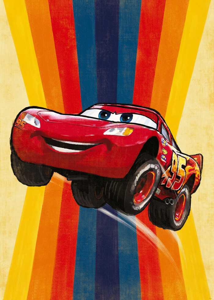 Poster XXL impression numérique Cars Jump