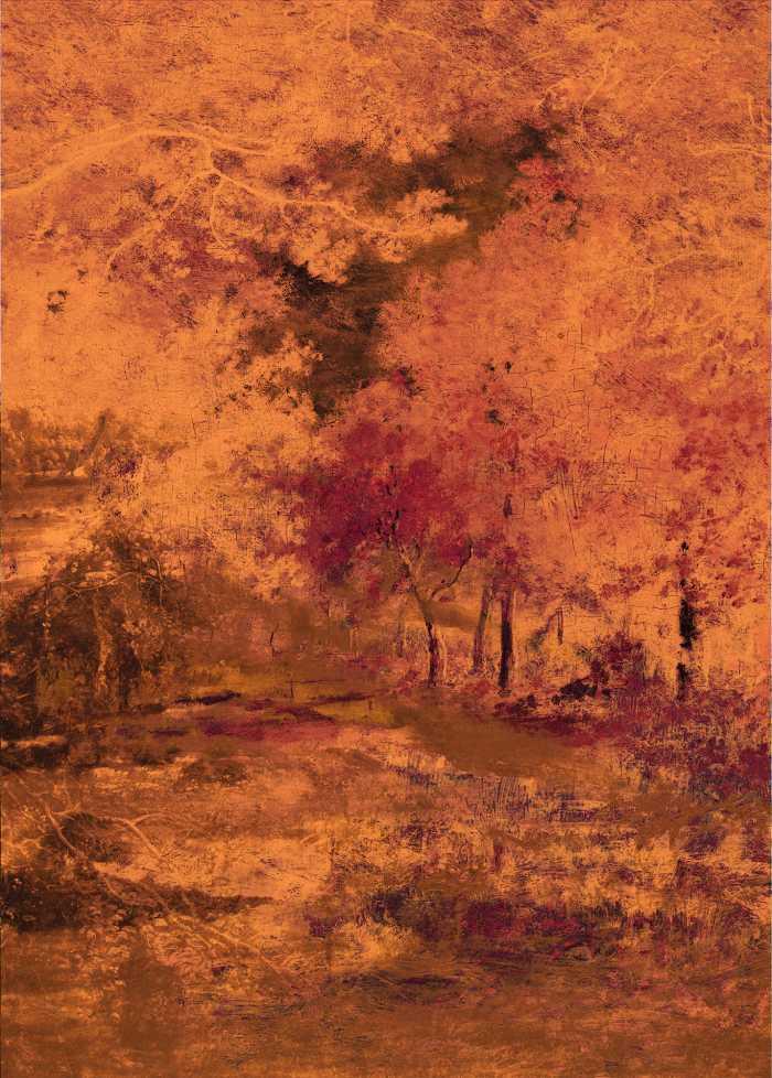Poster XXL impression numérique Autumna