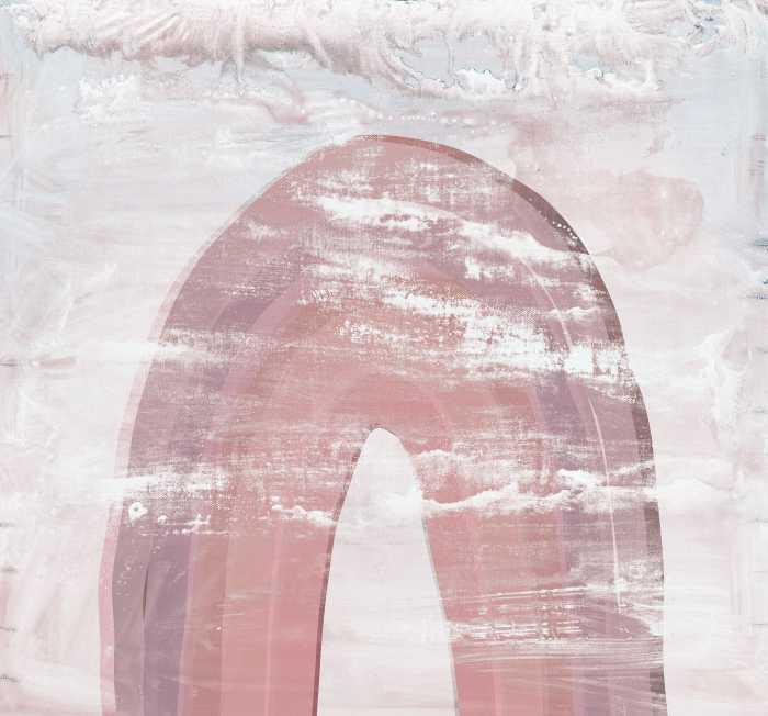 Poster XXL impression numérique Arcobaleno