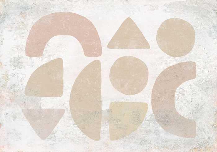 Poster XXL impression numérique Impasto