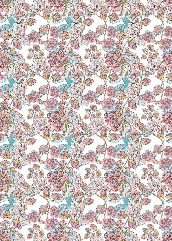 Poster XXL impression numérique Cinderella Blossom