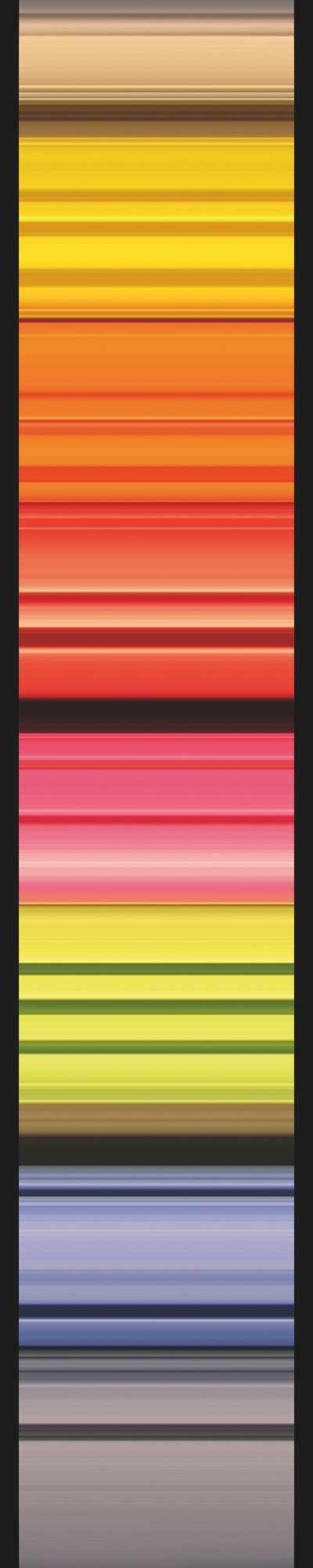 Poster XXL impression numérique Stripes