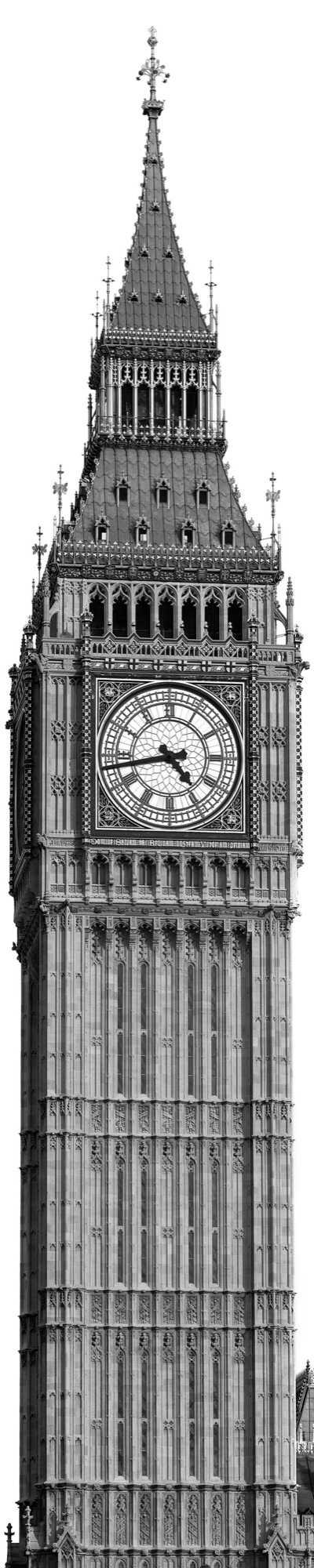 Poster XXL impression numérique Big Ben