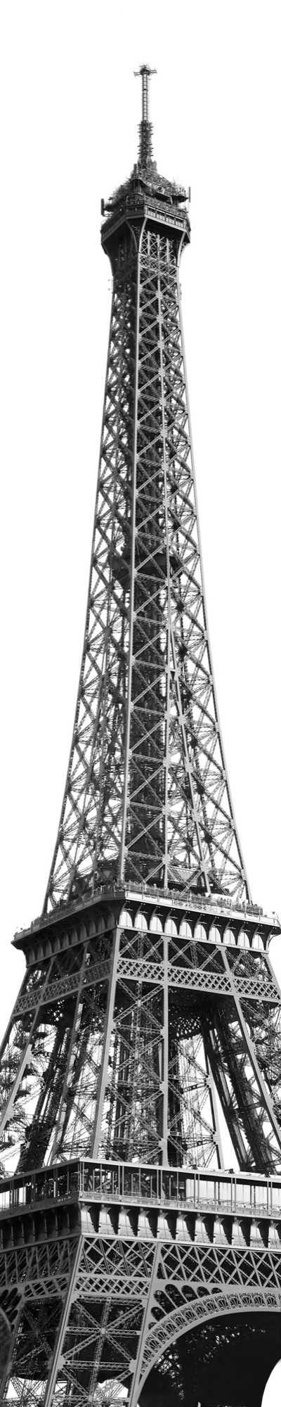 Poster XXL impression numérique Tour Eiffel