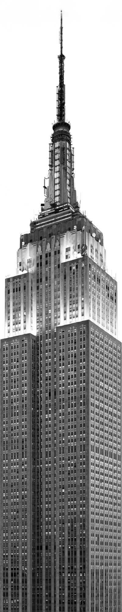 Poster XXL impression numérique Empire State Building