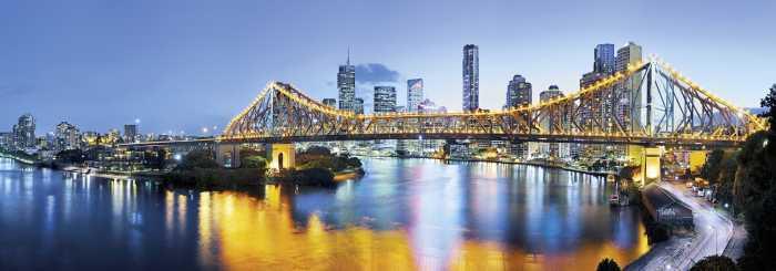 Poster XXL impression numérique Brisbane