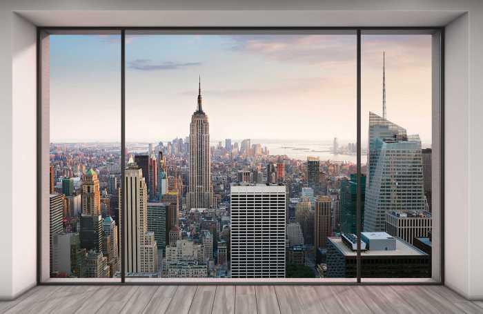 Poster XXL impression numérique Penthouse