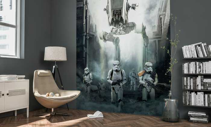 Poster XXL impression numérique Star Wars Imperial Forces II