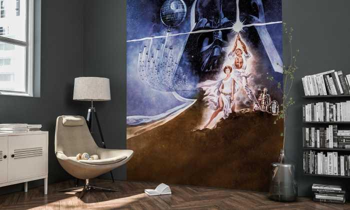 Poster XXL impression numérique Star Wars Poster Classic 2