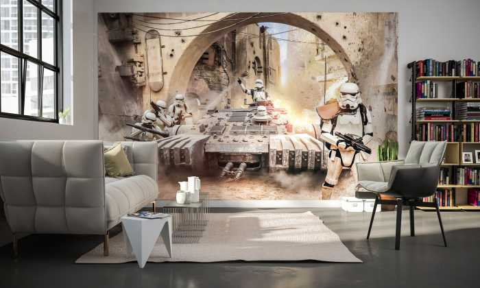 Poster XXL impression numérique Star Wars Tanktrooper