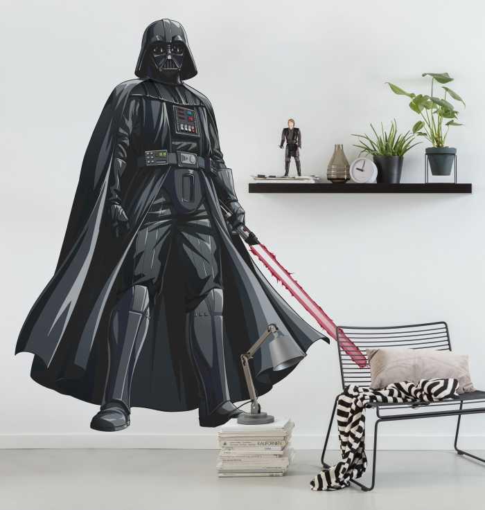 Sticker mural Star Wars XXL Darth Vader