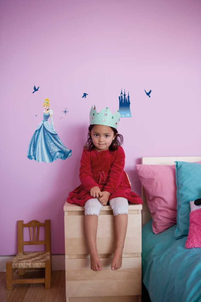 Sticker mural Princess Dream