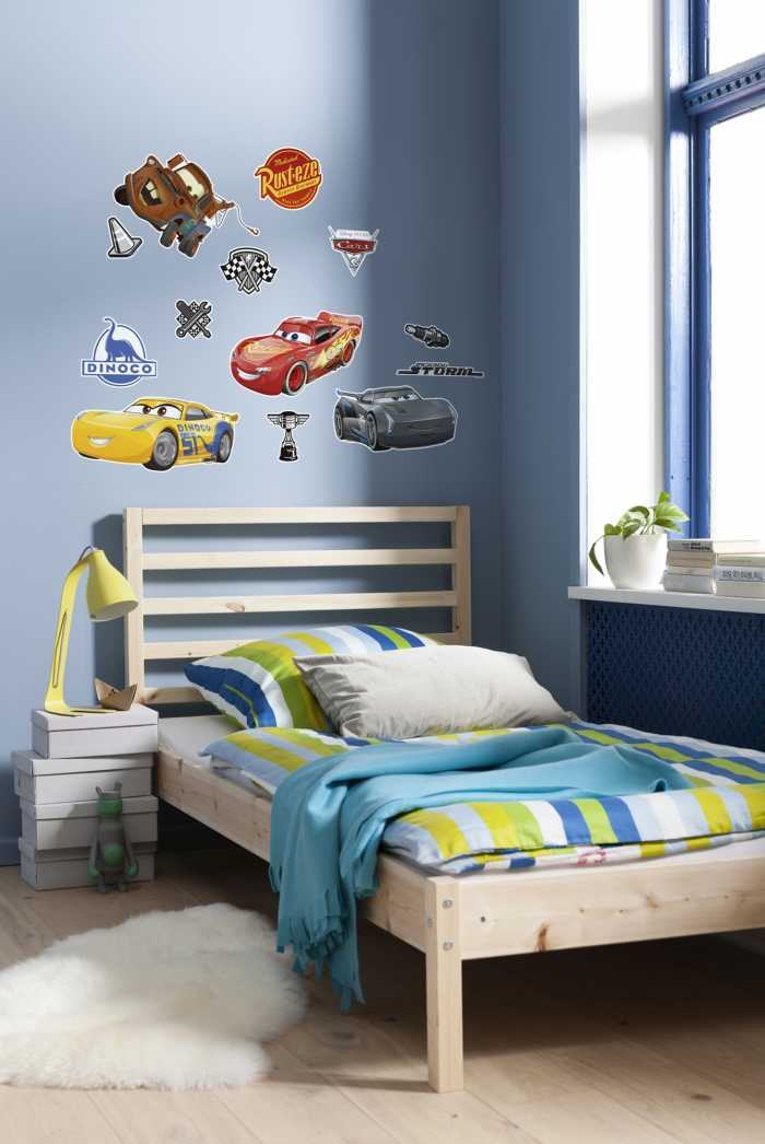 Sticker mural Cars3