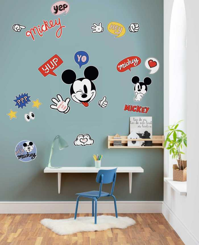 Sticker mural It's a Mickey Thing
