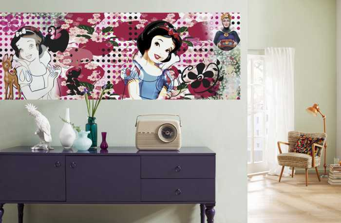 Photo murale Charming Snow White