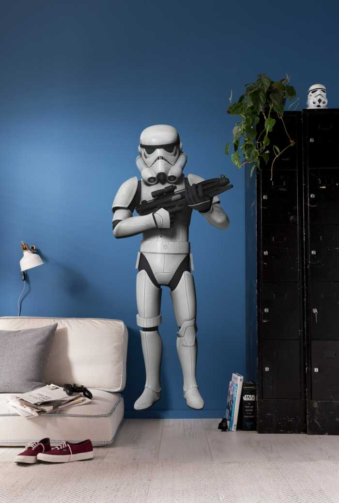 Sticker mural Star Wars Stormtrooper