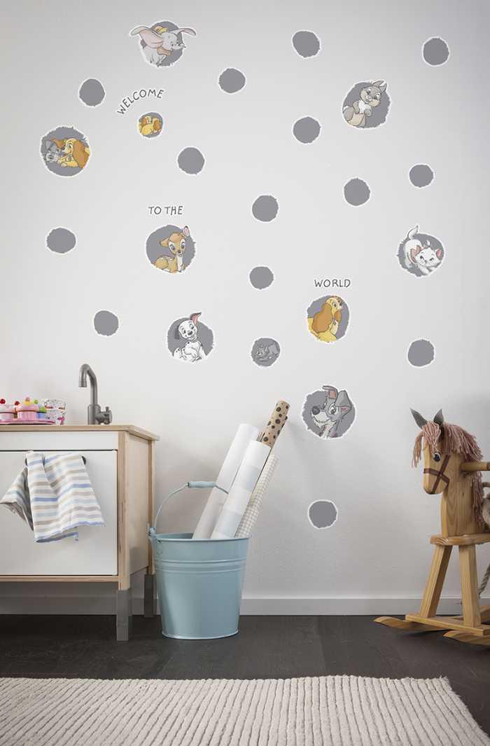 Sticker mural A simple Start