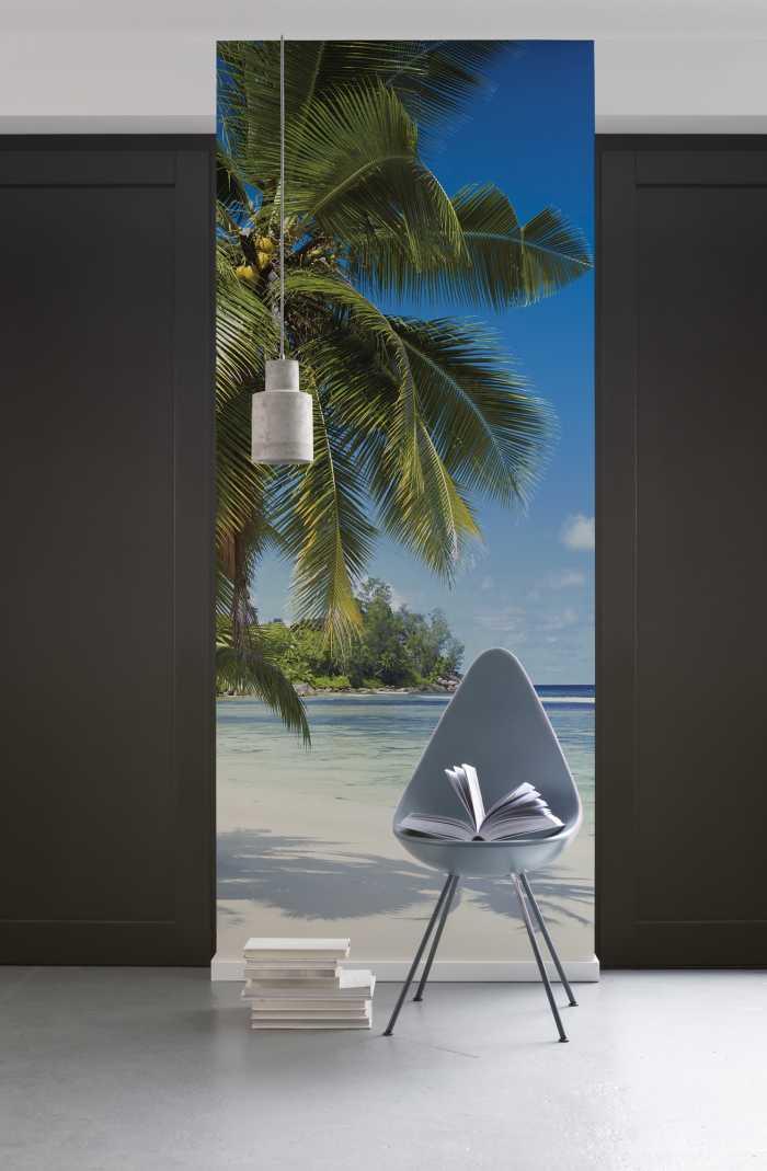 Panneau sur intissé  Coconut Bay