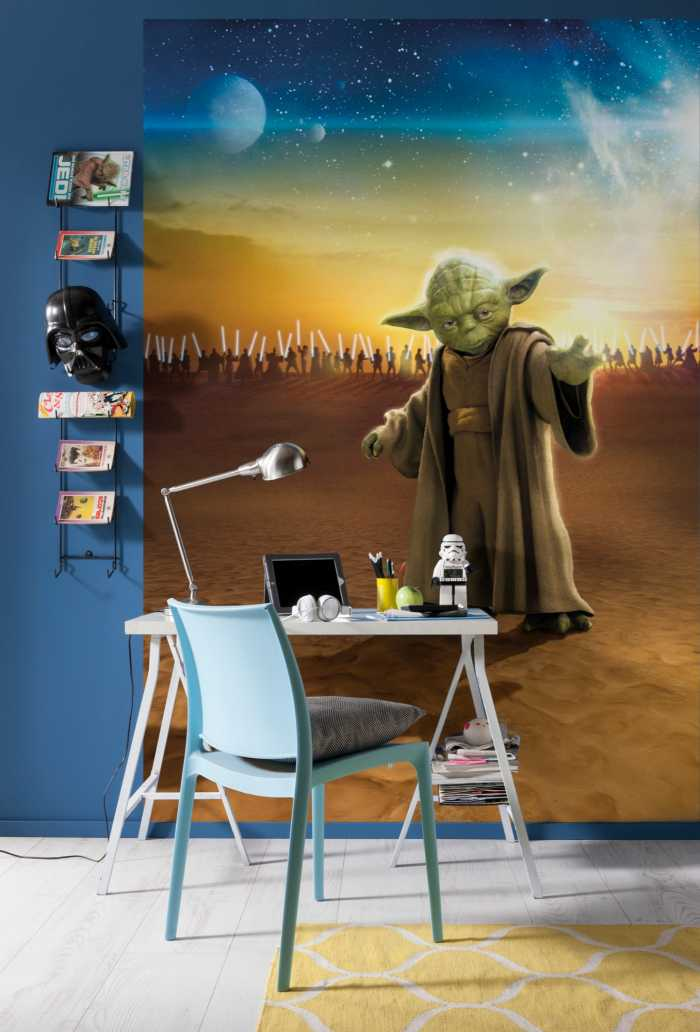 Photo murale Star Wars Master Yoda