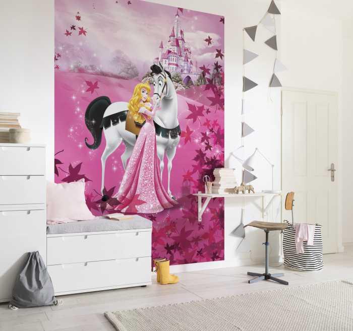 Photo murale Sleeping Beauty