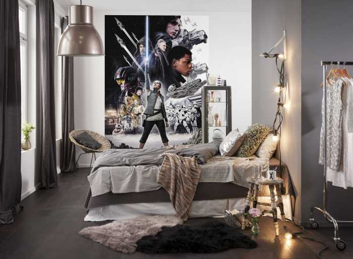 Photo murale Star Wars Balance